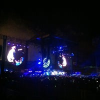 Photo taken at Mt Smart Stadium by Ami P. on 11/10/2012