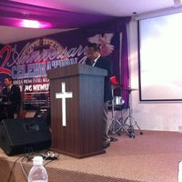 Photo taken at BEM (SIB)  Emmanuel Kota Padawan by Sharon C. on 11/4/2012
