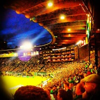 Photo taken at Providence Park by Dannon R. on 5/3/2013