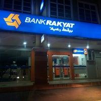 Photo taken at Bank Rakyat Caw. K.Terengganu by Afiq Z. on 6/8/2016