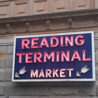 Photo taken at Reading Terminal Market by Mary R. on 11/18/2012