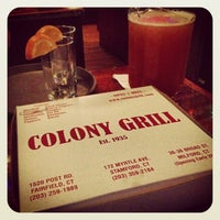 Photo taken at Colony Grill by Jack C. on 12/29/2012