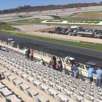 Photo taken at Circuit de la Comunitat Valenciana Ricardo Tormo by Comercial C. on 9/16/2012