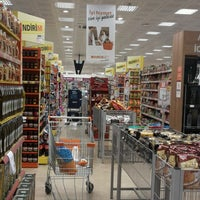 Photo taken at Migros by A D. on 8/10/2016