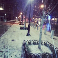 Photo taken at Battery Park City by Gwen B. on 2/5/2013