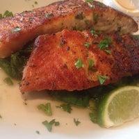 Photo taken at Captain Jim's Seafood by Adajah C. on 10/22/2014