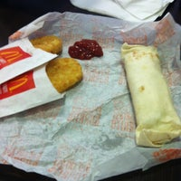 Photo taken at McDonald's by Ashley M. on 10/30/2012