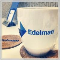 Photo taken at Edelman by Deven N. on 7/22/2013