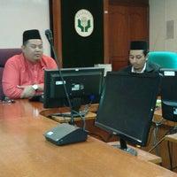 Photo taken at Lembaga Pertubuhan Peladang Negeri Perak by Meor Ismail T. on 4/18/2014