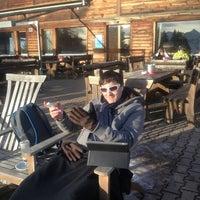Photo taken at Berghaus Wispile by Nicolas B. on 12/31/2012