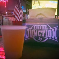 Photo taken at Junction Bar & Grill by dj_Brewski📲 on 7/10/2016