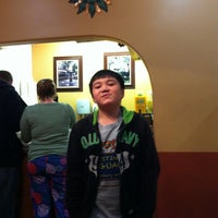 Photo taken at Campos Famous Burritos by Brian C. on 1/26/2013