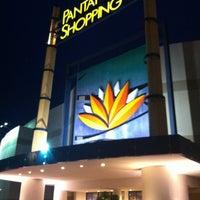 Photo taken at Pantanal Shopping by Marcio L. on 1/4/2013