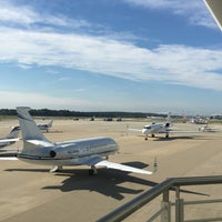Photo taken at RDU General Aviation Terminal by Tenacious A. on 9/14/2016