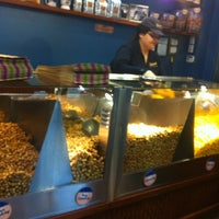 Photo taken at Garrett Popcorn Shops by Lauren I. on 3/10/2013