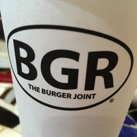 Photo taken at BGR - The Burger Joint by Nicole W. on 7/22/2016