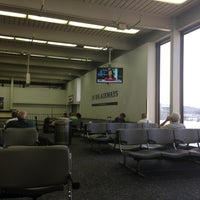 Photo taken at Gate B10 by Carlos R. on 6/9/2013