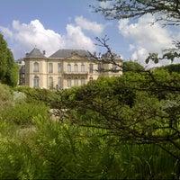 Photo taken at Jardin du Musée Rodin by Elisa A. on 5/25/2013