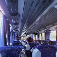 Photo taken at Buss 502 by Tobias S. on 10/2/2013