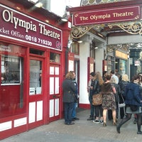 Photo taken at Olympia Theatre by Molly S. on 5/29/2013