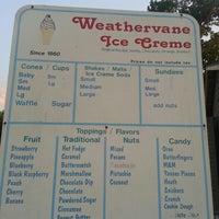 Photo taken at Weathervane Ice Creme by Bryan B. on 6/7/2013