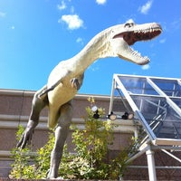 Photo taken at Royal Tyrrell Museum of Paleontology by Colleen W. on 9/29/2012