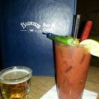 Photo taken at Barker's Bar & Grill by Matt H. on 4/9/2013