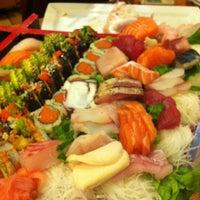 Photo taken at Yuraku Japanese Restaurant by Emily K. on 4/3/2013