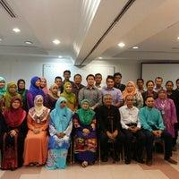 Photo taken at Institut Penyiaran dan Penerangan Tun Abdul Razak (IPPTAR) by Hafiz A. on 8/7/2015