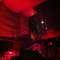 Photo taken at Sultan Lounge at Mandarin Oriental, Kuala Lumpur by Adrian C. on 1/5/2013