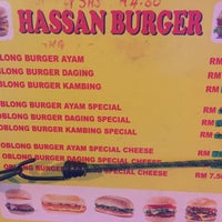 Photo taken at Hassan Burger by Amy I. on 12/1/2015