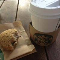 Photo taken at Starbucks by Kutlu K. on 10/6/2012