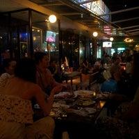 Photo taken at The Greenery Restaurant & Beer Garden by Saran C. on 3/2/2013