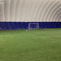 Photo taken at Soccerworld Polson Pier by David W. on 3/12/2014
