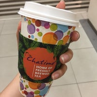 Photo taken at Chatime by 佳鑫 古. on 10/23/2016
