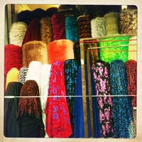 Photo taken at Fabric District by Anne S. on 2/19/2013