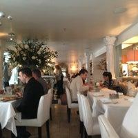 Photo taken at Villa Blanca by Matt W. on 12/22/2012