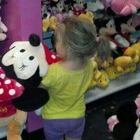 Photo taken at Disney Store by MicheleBean on 10/7/2012