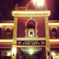 Photo taken at Disneyland Fire Department No. 1 by Eric C. on 1/28/2013
