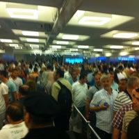 Photo taken at International Terminal Arrival by Bugra B. on 5/22/2013