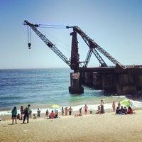 Photo taken at Viña del Mar by Genilson L. on 2/24/2013