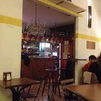 Photo taken at Tarcaban Cafè (Batucada) by David P. on 3/23/2014