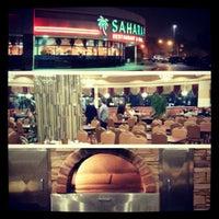 Photo taken at Sahara Restaurant & Grill by Gurjeet S. on 10/14/2012