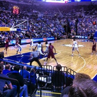 Photo taken at Chaifetz Arena by Greg S. on 2/28/2013
