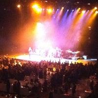Photo taken at Bill Graham Civic Auditorium by josh l. on 9/21/2012