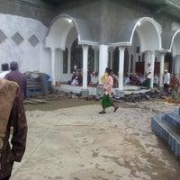 Photo taken at Masjid Al-Mubarakah by HeyOzzy on 8/7/2013