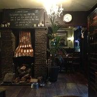 Photo taken at The Spaniards Inn by Steve S. on 5/10/2013