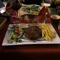 Photo taken at Le Bar à Gilles by Sacha L. on 4/2/2014