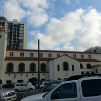 Photo taken at Saint Joseph Cathedral by Jeff Y. on 4/5/2015