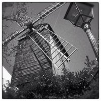 Photo taken at Le Moulin de la Galette by Didier L. on 6/15/2013